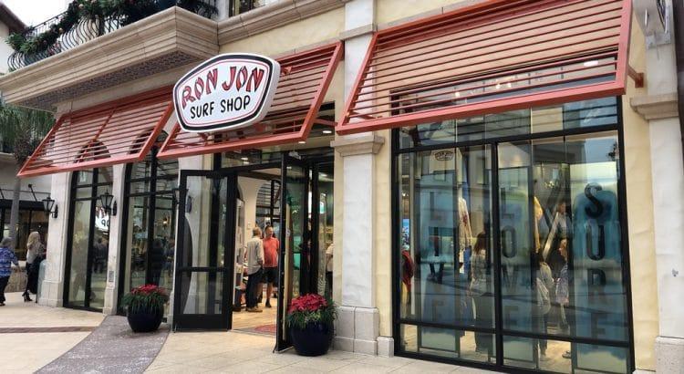 Jetons un coup d'œil à l'intérieur du nouveau Ron Jon Surf Shop à Disney Springs  Kanken no 2
