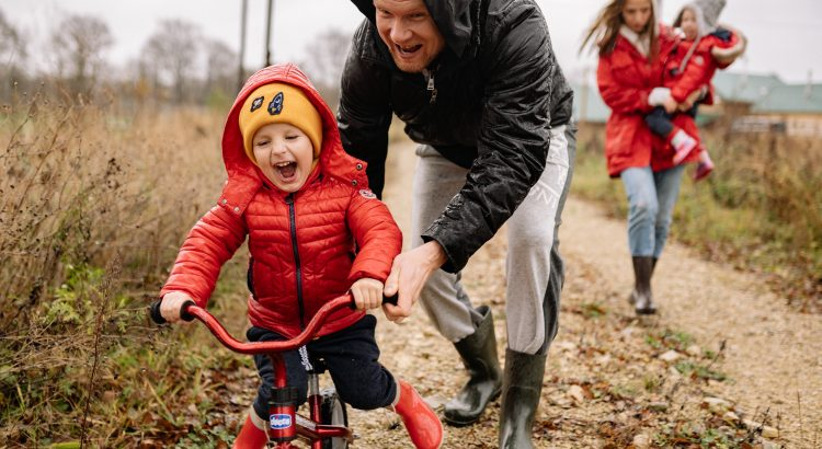 Comment habiller vos enfants pour une sortie en vélo?